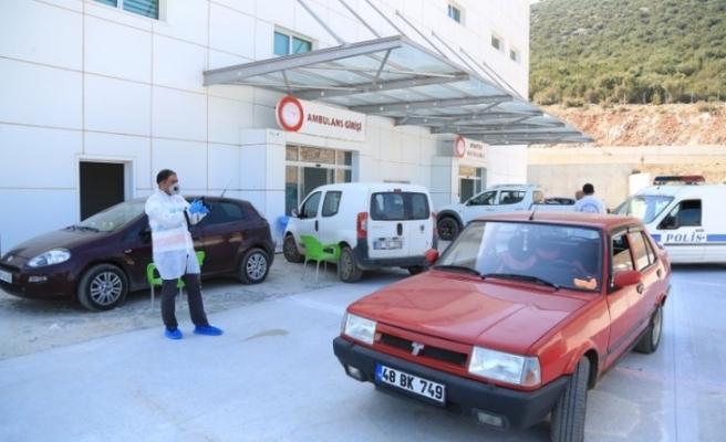 Milas'ta, Hastanenin Gece Bekçisi, Taşeron Firma Sorumlusunu Silahla Ağır Yaraladı
