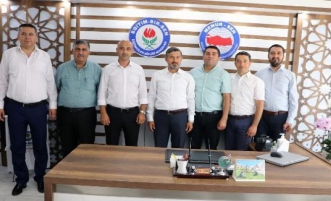 Muğla'da Eğitim Bir-Sen 5'inci Kez Yetkili Sendika Oldu