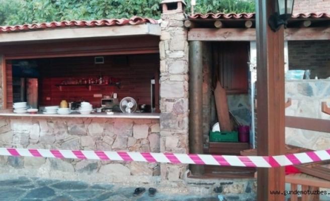 Muğla'da Elektrik Akımına Kapılan Aşçı Öldü