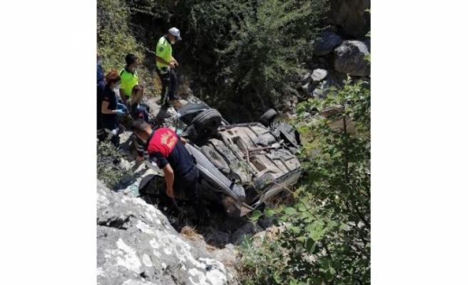 Muğla-Denizli Yolundaki Kazada Araçta Sıkışan Sürücü Kurtarıldı!