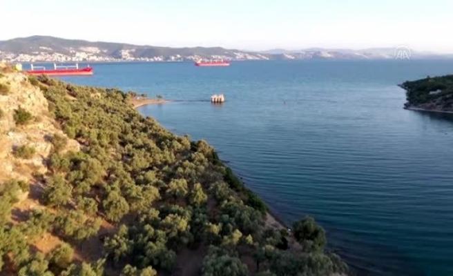 Muğla'nın Liman Kenti İasos Ziyaretçilerini Bekliyor