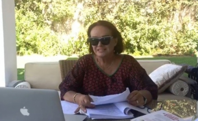 Müjde Ar Bodrum'daki Gürültü Kirliliğini Başkan Aras'a İletti!