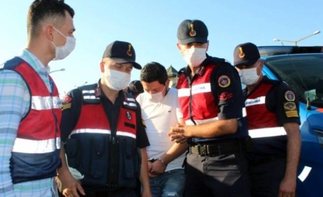 Pınar'ın Katili Güvenlik Nedeniyle Afyon'a Nakledildi