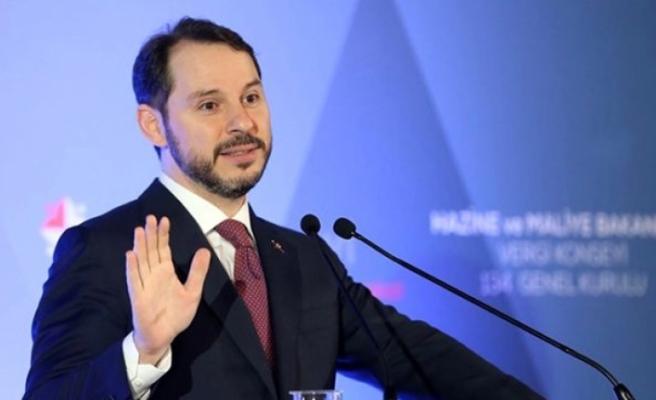 """Hazine ve Maliye Bakanı Berat Albayrak: """"Tarihi Bir Dönüm Noktası"""""""