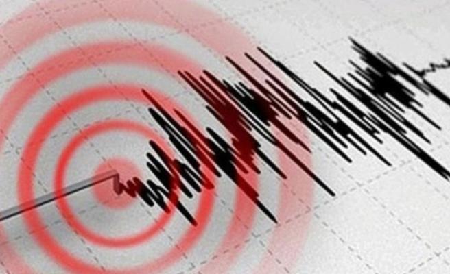 Malatya'da 5.2 Şiddetinde Deprem Meydana Geldi!