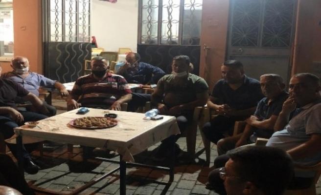 Başkan Öndeş: Meşeli'de Vatandaşın Yanan Evi Yeniden Yapılacak