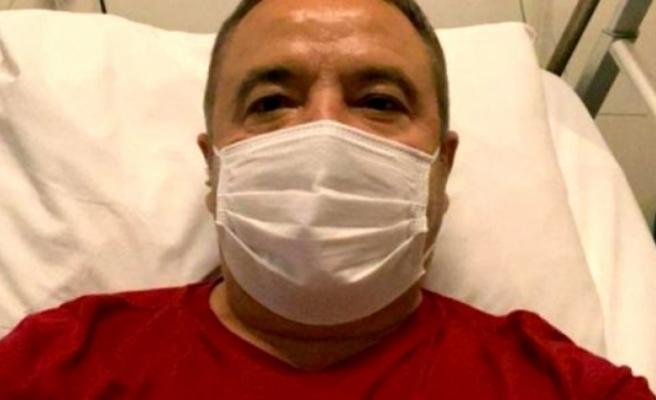 Korona Tedavisi Süren Başkan Muhittin Böcek Yoğun Bakımda Uyutuluyor
