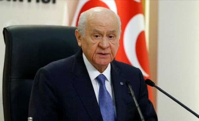 MHP Lideri Bahçeli İdam Tartışmalarını Yeniden Gündeme Getirdi