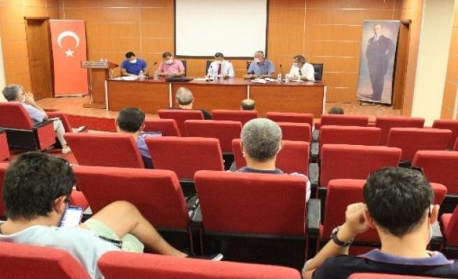Milas OSB'de Revizyon İmar Uygulaması İhalesi Yapıldı