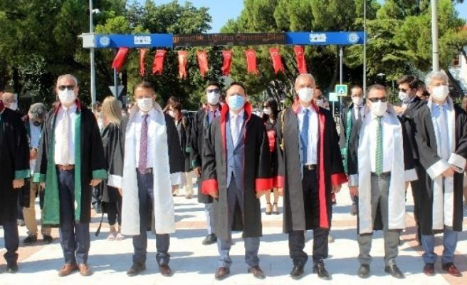 Muğla'da Adli Yıl Açılış Töreni Gerçekleştirildi