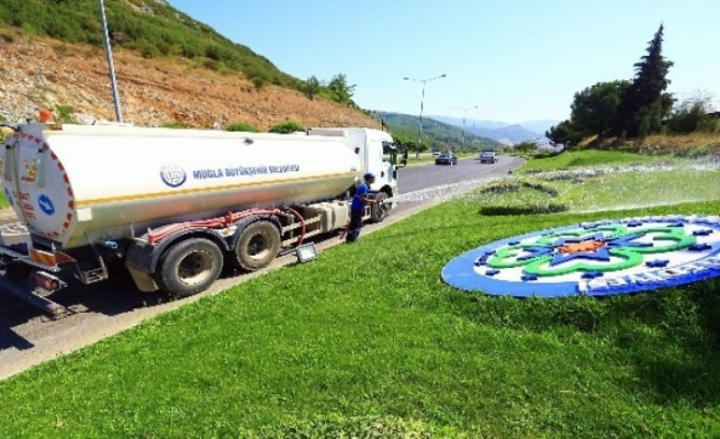 Muğla'da Atık Suyun Her Damlası Değerlendiriliyor