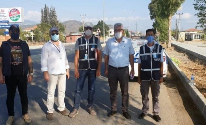 Muğla'da Kaçak Rehberlere Denetim Gerçekleştirildi