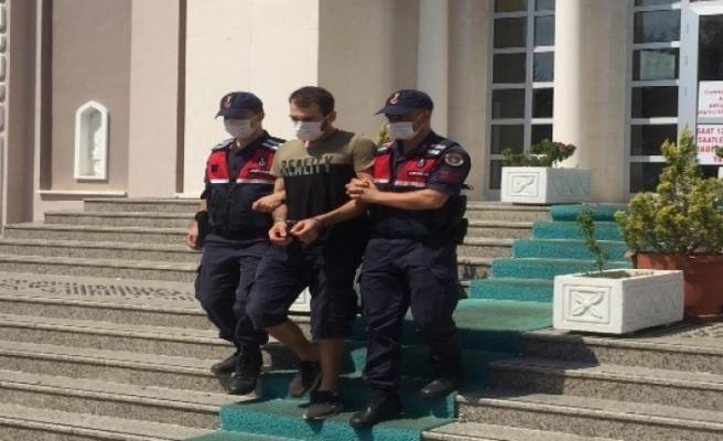 Muğla'da 5 Ayrı Suçtan Aranan Şüpheli Jandarmadan Kaçamadı