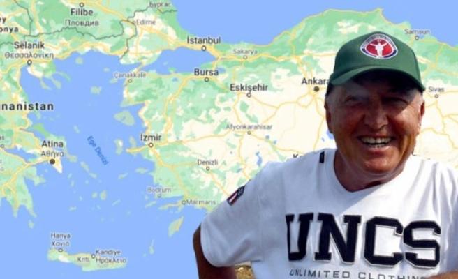Prof. Dr. Ahmet Ercan: Marmara 2,5 Metre Yunanistan'a Kayacak