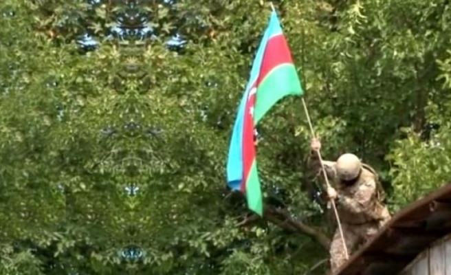 Azerbaycan Ordusu, 27 Yıl Sonra Fuzuli Kentini İşgalden Kurtardı