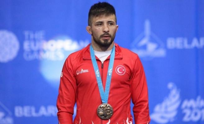 Fethiyeli Milli Güreşçi Atlı'nın Hedefi Dünya ve Olimpiyat Şampiyonluğu