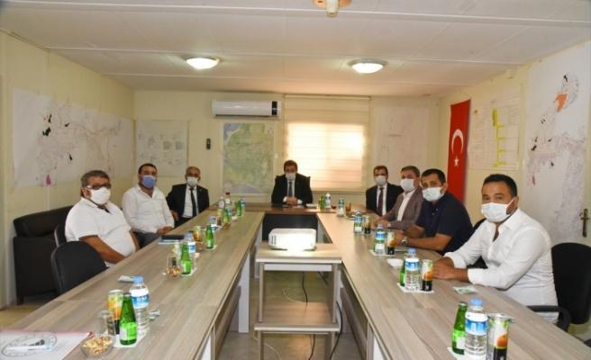 Muğla Valisi Orhan Tavlı, Dalaman'da Ziyaret ve İncelemelerde Bulundu