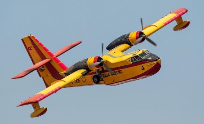 THK 3 Yangın Söndürme Uçağını Satışa Çıkardı