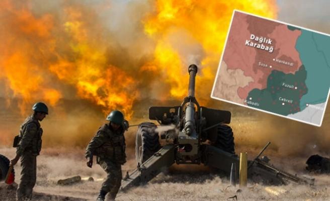 Azerbaycan Ordusu Suşa'yı İşgalden Kurtardı !