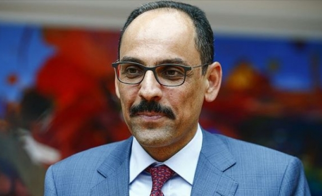 İbrahim Kalın: Türkiye'nin AB Üyeliği Stratejik Bir Öncelik