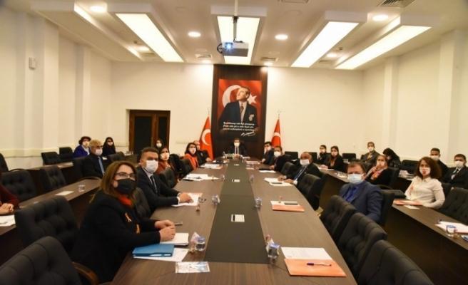 Kadına Yönelik Şiddetle Mücadele İl Koordinasyon İzleme ve Değerlendirme Toplantısı Düzenlendi