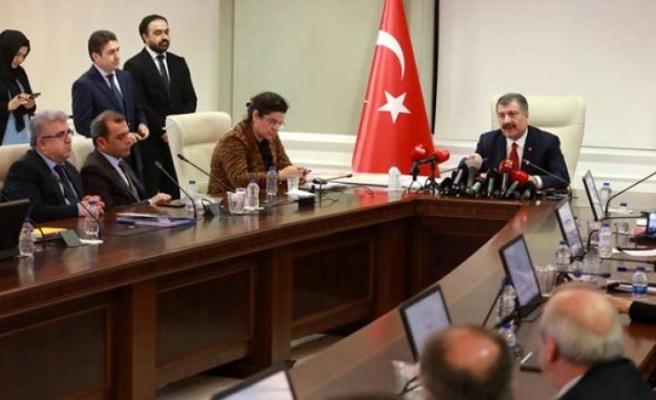 Koronavirüs Bilim Kurulu, Bakan Fahrettin Koca Başkanlığında Toplandı