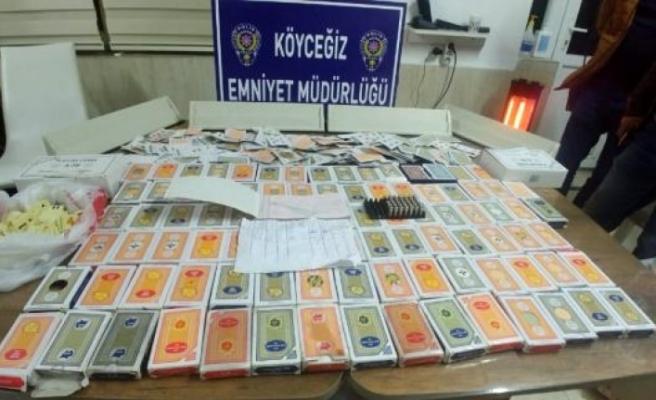 Köyceğiz'de İki Eve Kumar Baskını: 27 Kişiye 119 Bin 610 Lira Ceza