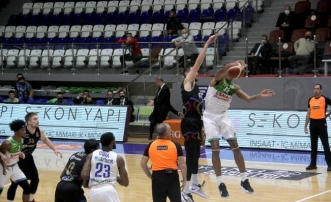 Lokman Hekim Fethiye Belediye: 75 – Aliağa Petkimspor: 74