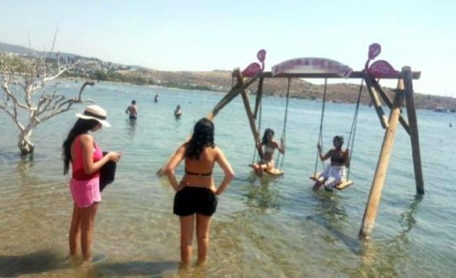 Muğla'da Sokağa Çıkma Kısıtlamasından Turistler Muaf Tutuldu