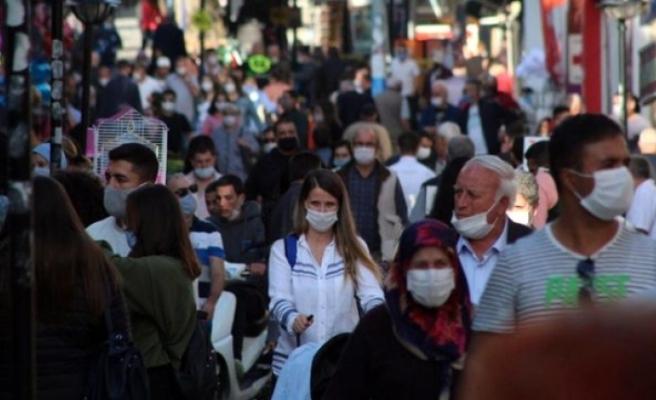 Üç Kentimizde Koronavirüs Vaka Artışı Türkiye Ortalamasının İki Katına Çıktı