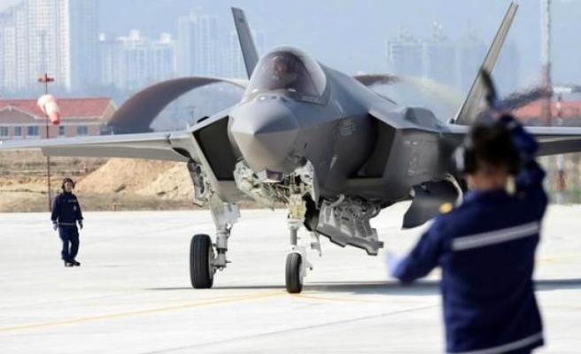 Yunanistan, F-35 Alımı İçin ABD'ye Resmi Talepte Bulundu