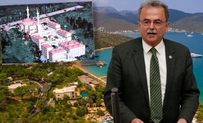 CHP Muğla Milletvekili Girgin'den Bodrum'daki 'Diyanet Külliyesi'ne Tepki