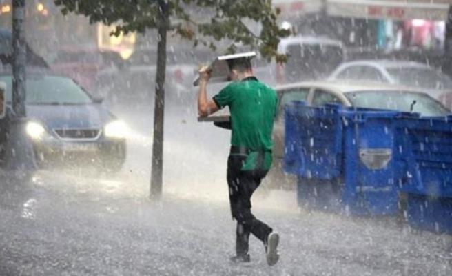 Güneşli Havaları Unutun! 3 Gün Boyunca Kuvvetli Yağış Geliyor
