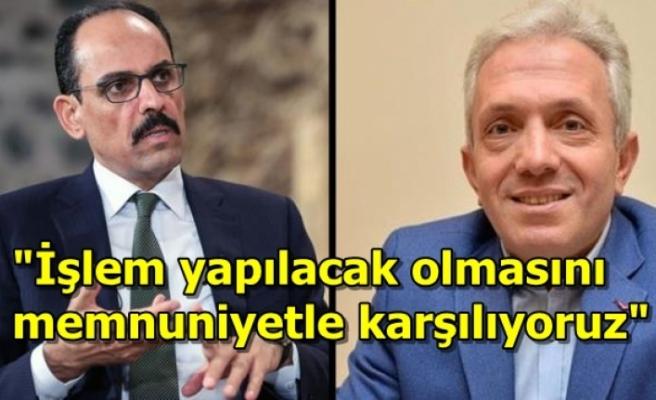 """İbrahim Kalın'dan """"Üniversiteler Fuhuş Evleri"""" Diyen Sofuoğlu'na Tepki!"""