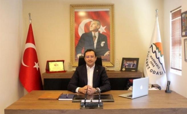 Marmaris Ticaret Odası Başkanı Mutlu Ayhan'dan 'Turizm Sektörüne Destek' Çağrısı
