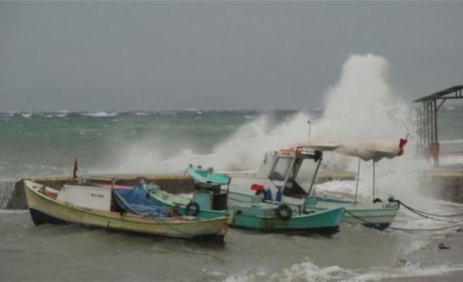 Meteoroloji Uyardı: Denizlerde Fırtına Bekleniyor!