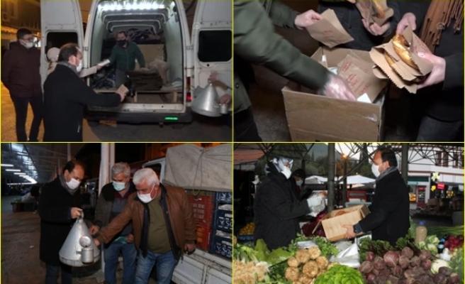 Muğla'da, AK Parti'den 'Erken Kalkanlar' Projesi