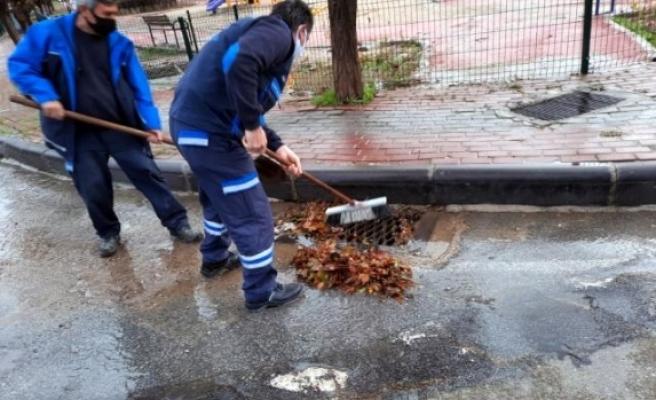 Muğla'da Ekipler Su Baskınlarına Karşı Teyakkuzda