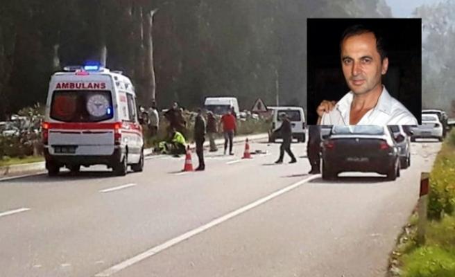 Muğla'da İngiliz Sürücünün Çarptığı Polis Ağır Yaralandı