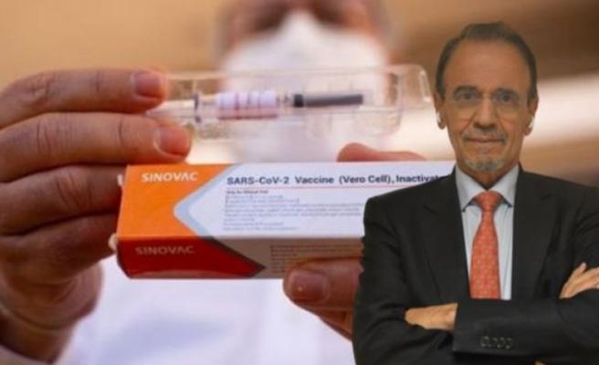 Prof. Dr. Mehmet Ceyhan, Çin'den Gelecek Aşı Hakkında Uyardı
