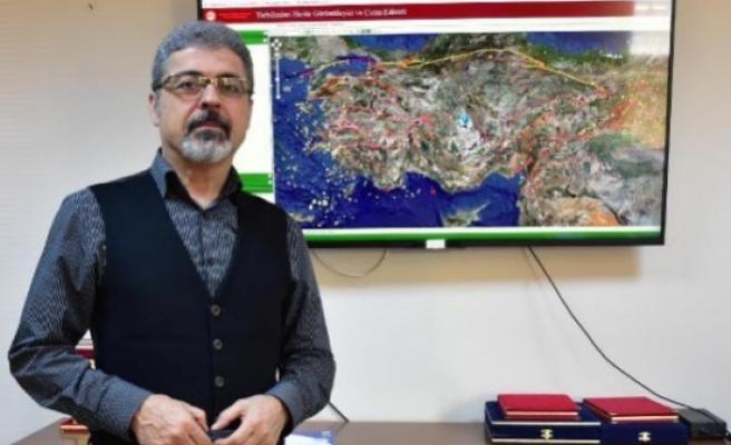Prof. Dr. Sözbilir: Türkiye'de 20 Yerde Deprem Üretme Olasılığı Olan Fay Var