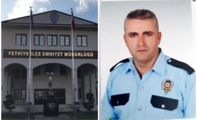 Fethiye'de Görevi Başında Rahatsızlanan Polis Memuru Hayatını Kaybetti