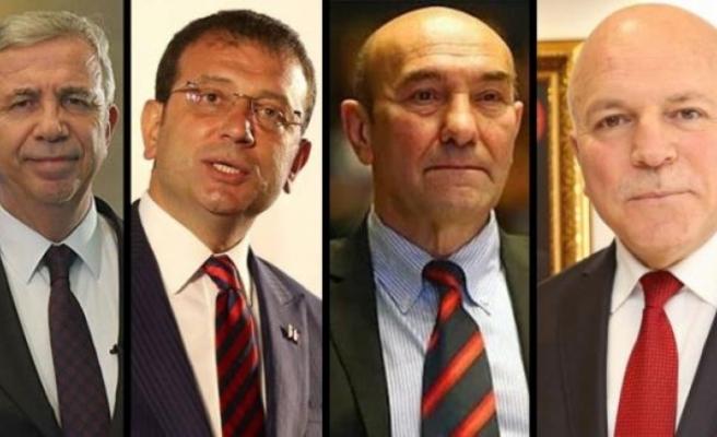 İBB Başkanı Ekrem İmamoğlu Yılın En Başarılı Başkanı Seçildi