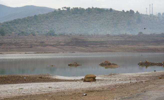 Muğla'da Baraj ve Yeraltı Rezervlerinin Su Miktarı Azaldı