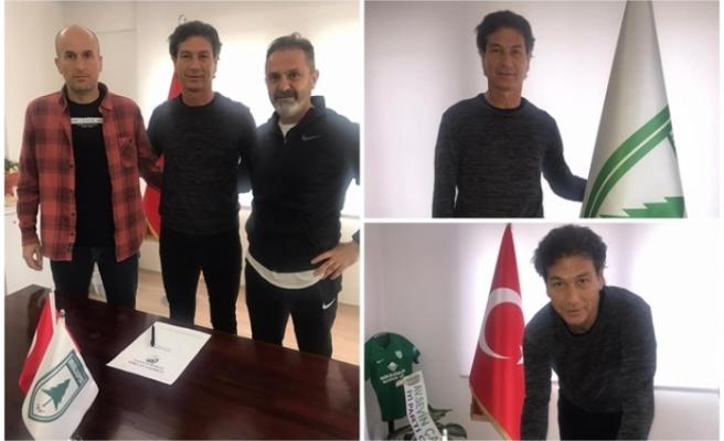 Muğlaspor'un Yeni Teknik Direktörü Mehmet Akbulut Oldu