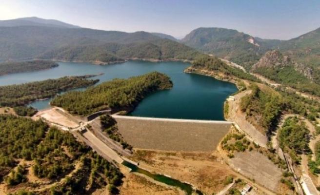 Su Sıkıntısının Yaşanmayacağı Tek Turistik İlçe Marmaris