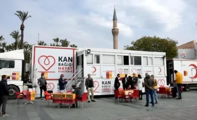 Bodrum 1905 Galatasaraylılar Derneği'nden Kan Bağışı Kampanyası