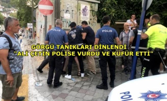 Denizlispor Başkanı Ali Çetin ve Ailesinin Polisler İle Arasında Geçen Arbedenin Davası Sürüyor
