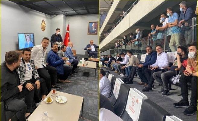 Ali Uğur Akbaş'tan Adana Demirspor'a Teşekkür