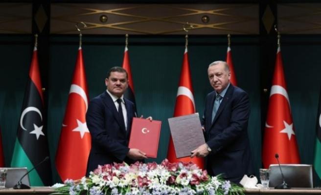 Erdoğan: Kader Birliği Yaptığımız Libya'ya 150 Bin Doz Aşı Gönderiyoruz